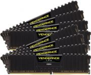 Corsair 128GB DDR4 2666MHz Kit(8x16GB) Vengeance LPX Black (CMK128GX4M8A2666C16)