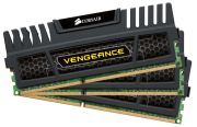 Corsair 12GB DDR3 1600MHz Kit(3x4GB) Vengeance XMP (CMZ12GX3M3A1600C9)
