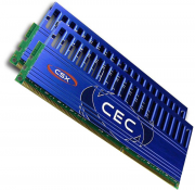 CSX 4GB DDR3 1600MHz Overclocking Kit(2x2GB) (CSXO-CEC3-1600-4GB-KIT)