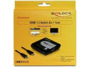 DeLock HDMI 1.3 Switch 2in > 1out (61713)