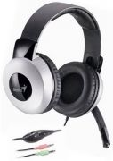 Genius HS-05A Headset Black (31710011100)