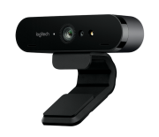Logitech Brio 4k Ultra HD Webcam Black (960-001106)