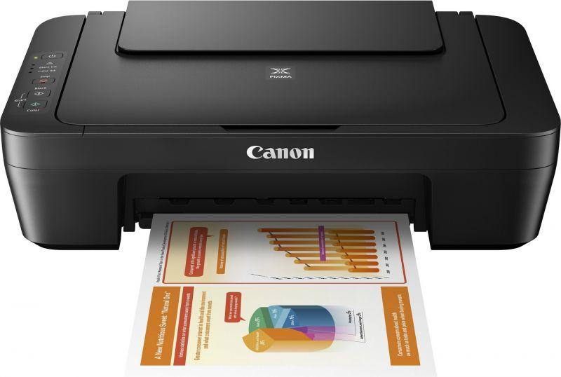 Canon MG2550S PIXMA tintasugaras nyomtató/másoló/síkágyas scanner (MG2450 kiváltó) (0727C006)